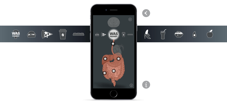 Mobile App - Design, Illustration, Animation Menu, Grafik Design Freelancer Berlin