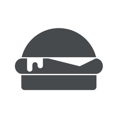 Mobile App - Illustration, Burger Icon | Grafik Design Freelancer Berlin