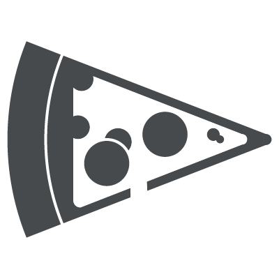 Mobile App - Illustration, Pizza Icon | Grafik Design Freelancer Berlin
