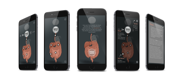 Mobile App - Screen Design App | Grafik Design Freelancer Berlin