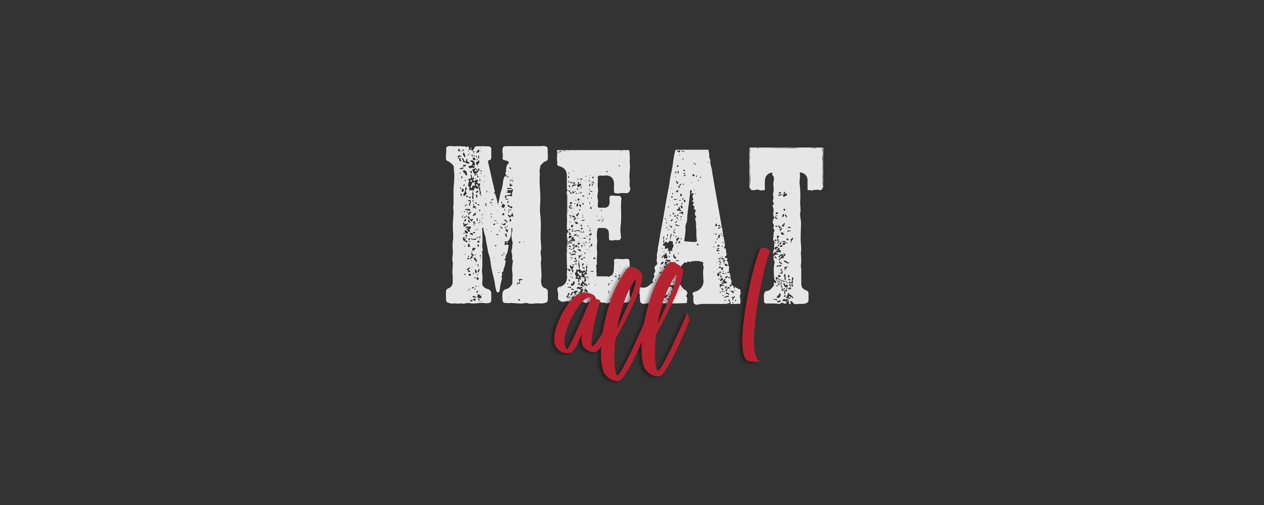 Logo Design all I meat, Branding, Freelance Grafik Designer Berlin