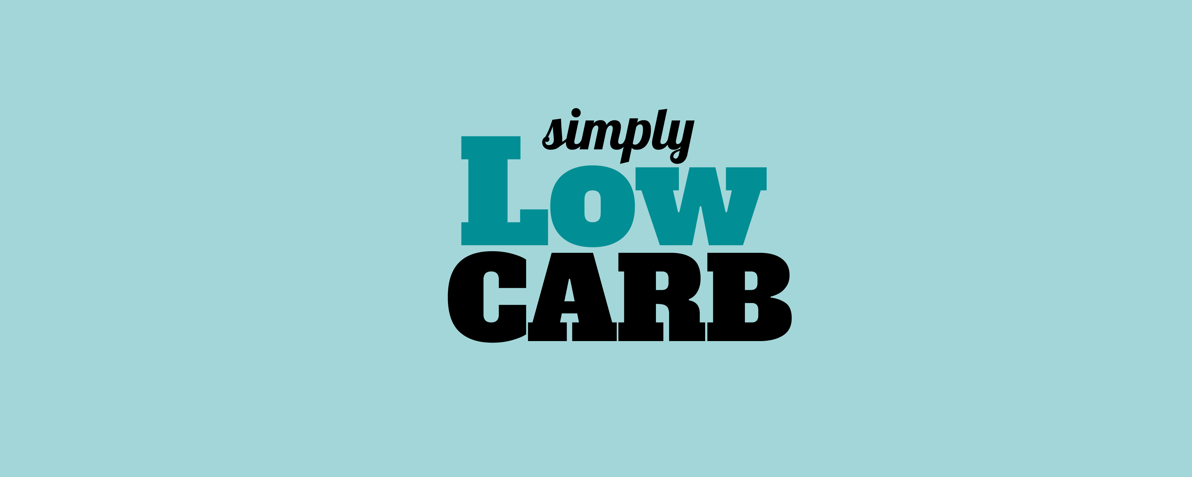 Logo Design Simply Low Carb, Branding, Freelance Grafik Designer Berlin