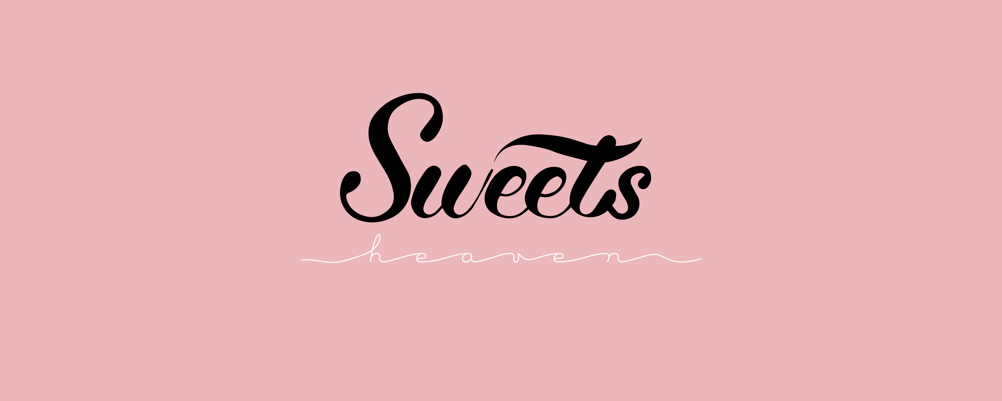 Logo Design Sweets heaven, Branding, Freelance Grafik Designer Berlin