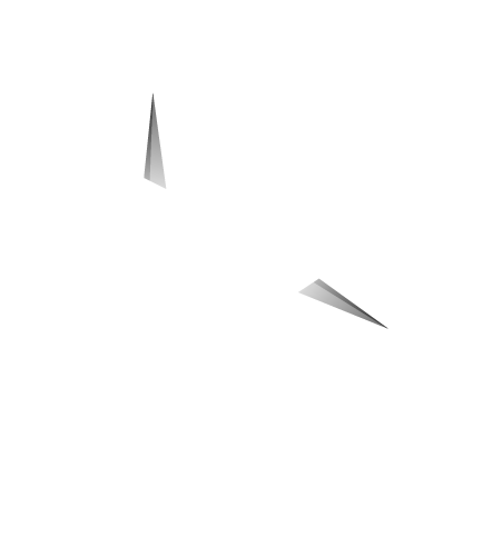 Negativ Logo Design Pictima, flat Design | Freelancer Grafikdesigner