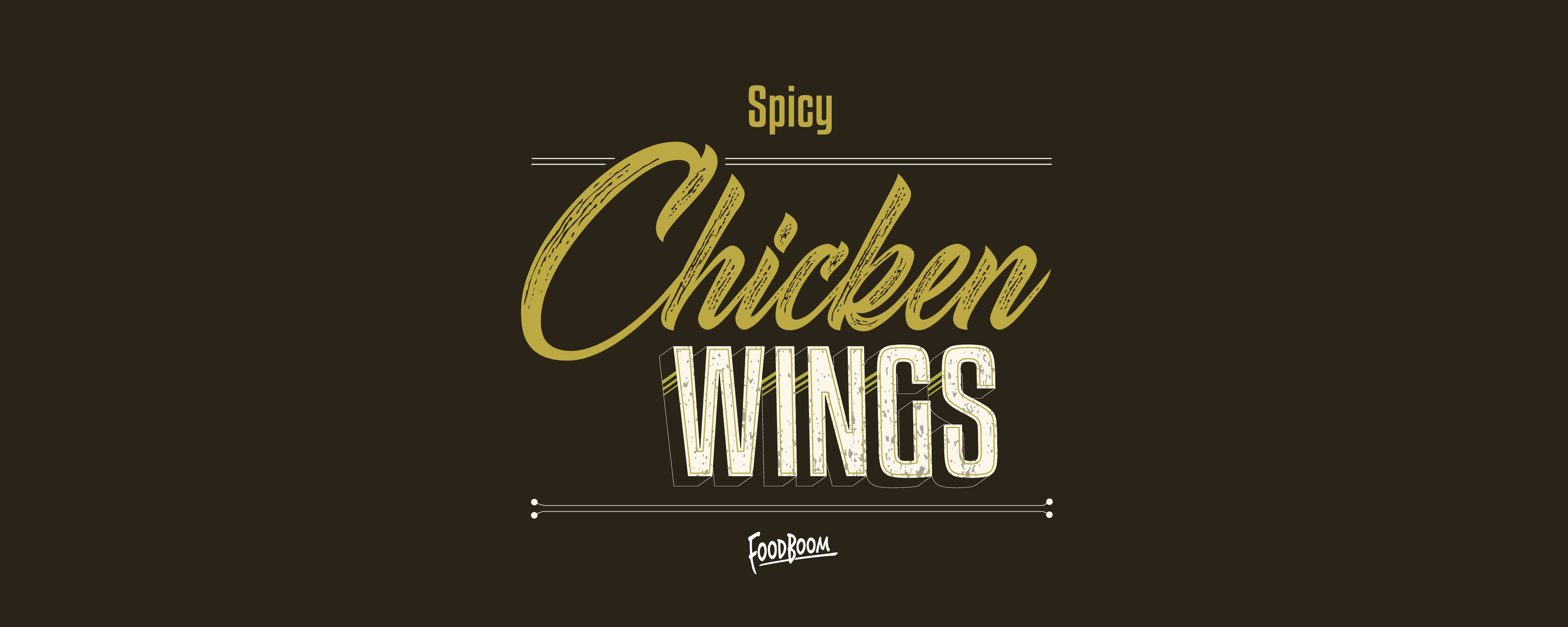 Jack Daniels Illustration Layout Typografie Chicken Wings | Grafik Design Freelancer Berlin