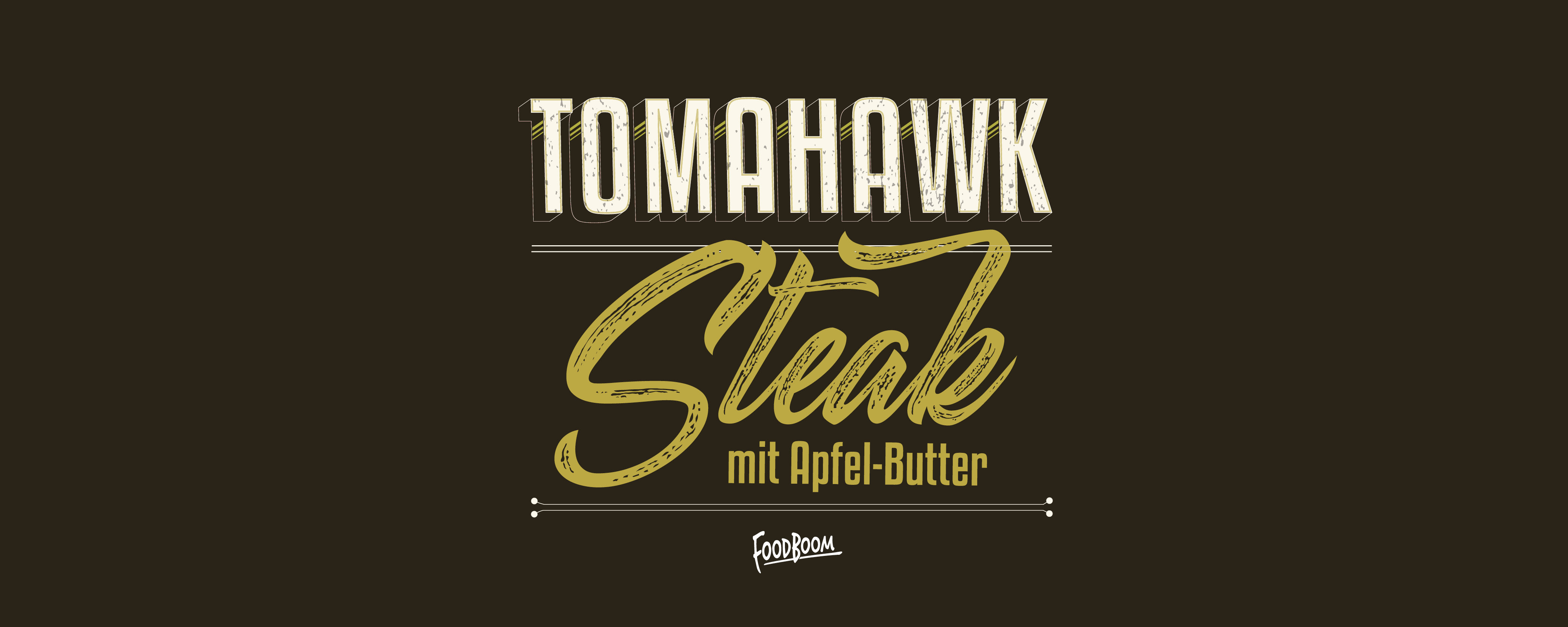 Jack Daniels Illustration Layout Typografie Tomahawk Steak | Grafik Design Freelancer Berlin