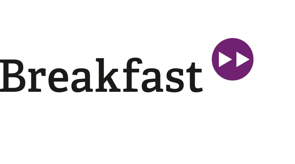 Redesign Event Logo Breakfast - games net Berlinbrandenburg