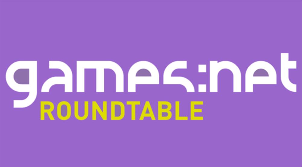 Old Event Logo Roundtable - games net Berlinbrandenburg