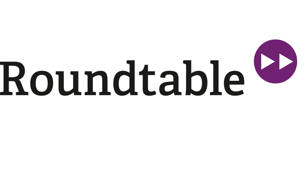 Redesign Event Logo Roundtable - games net Berlinbrandenburg