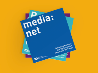 Corporate Design media:net